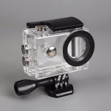 Popular Hot sale Camera Shell Box Underwater Waterproof Camera Housing Case Cover For H9 H9r H9se A8 A8 30 Meter deep