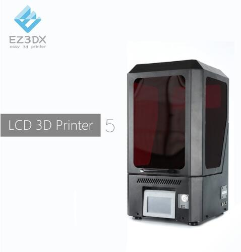 3D imprimante résine Auto recharge 160 watts 8.9 pouce grande taille résine auto-pompe système SLA/DLP/LCD imprimante 3d hiwin-rail