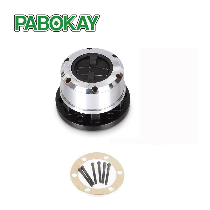 1 Piece x FOR NISSAN Patrol MK/MQ/P40 80-89 Y160 Y260 AVM 423 free wheel Locking hubs AVM423 B042 40250C6000 40250-C6000 цена