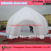 5 m diameter oxford cloth inflatable dome tent for party/event with freeshipping