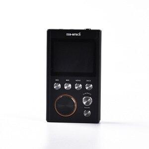Image 1 - AK SHMCI C5 lecteur MP3 Version améliorée DSD128 HIFI musique haute qualité Mini sport DAC WM8965 CPU NiNTAUS X10