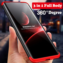 For Oneplus 7 Pro Case 360 Degree Full Cover Phone Case For Oneplus 7 7 Pro Coque Luxury Hybrid Armor Shockproof Cases