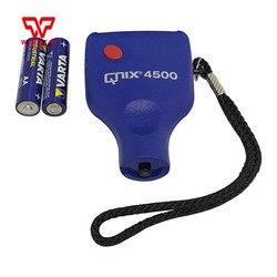 Duitsland QNIX 4500 Verf Diktemeter met geïntegreerde sonde
