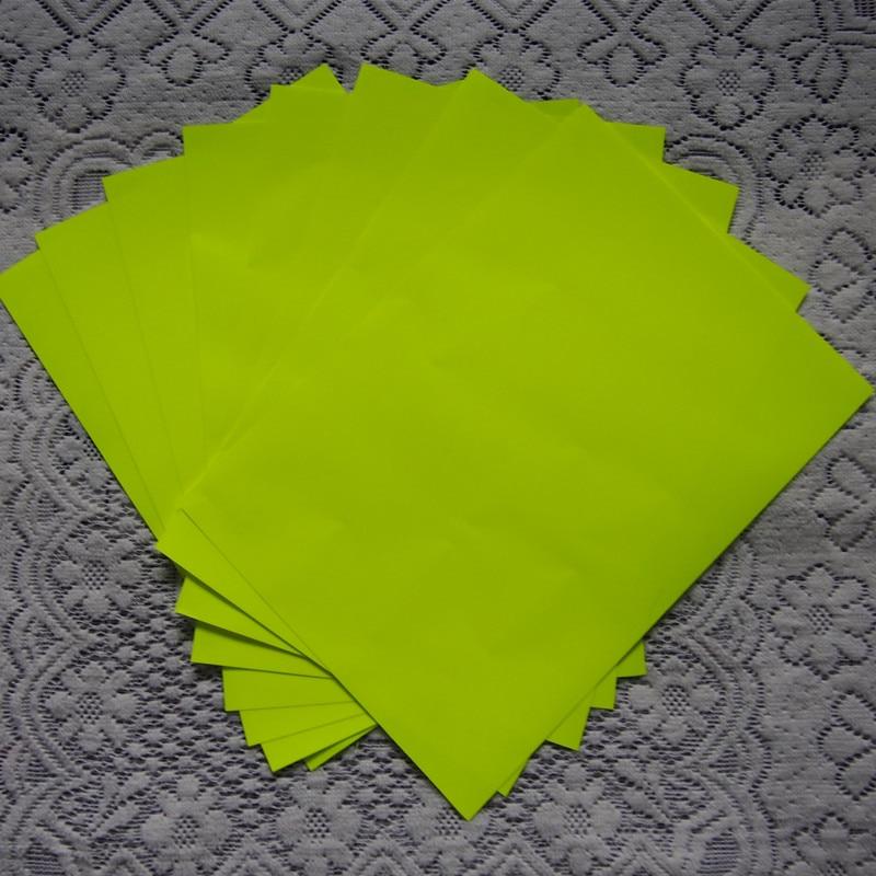 50cmx25mroll Pu Flex Neon Yellow Color Heat Transfer Paper Vinyl