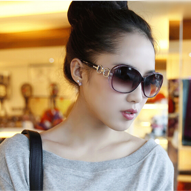 winszenith 159 New type of polarizing sunglasses Ms. Wholesale of European sunglasses large frame glasses