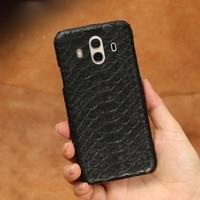 LANGSIDI brand mobile phone case python Half pack mobile phone case For huawei Nova2plus mobile phone case custom processing