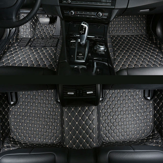 Beautiful Car Floor Mats For Mercedes Benz GLC Class GLC200 GLC260 GLC300 X205,GLE  Class GLE300