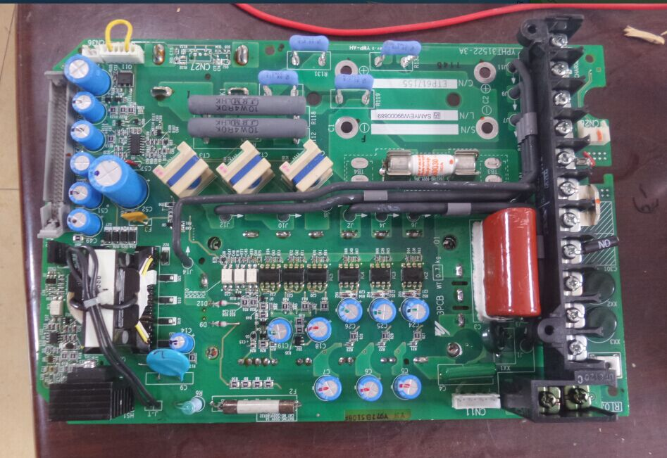 Inverter F7 and E7 and about 7.5 kw series driver board/power board/main board YPHT31522-3A 3811094200 inverter vfd b f series 45 55 75 kw power board driver board main board