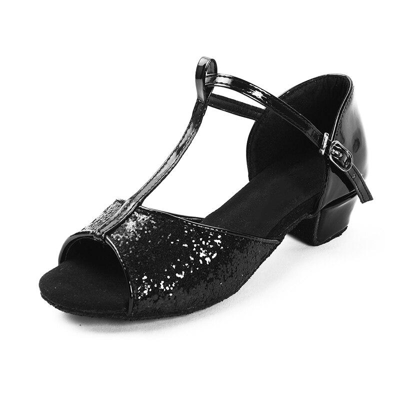 6a650ef6d Dropwow Ballroom tango latin dance shoes women Brands low heels ...