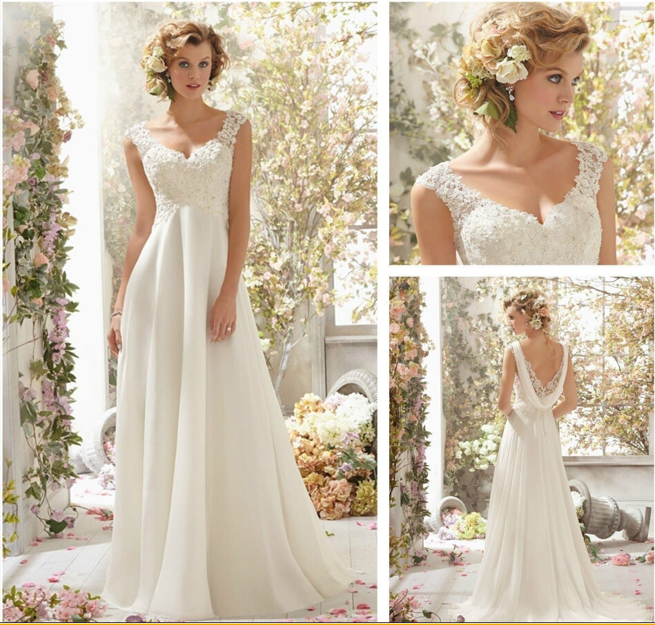 aliexpress wedding dresses Elegant Long Sleeves Backless Mermaid Wedding Dress Without Train Lace Wedding Bridal Gown B in Wedding Dresses