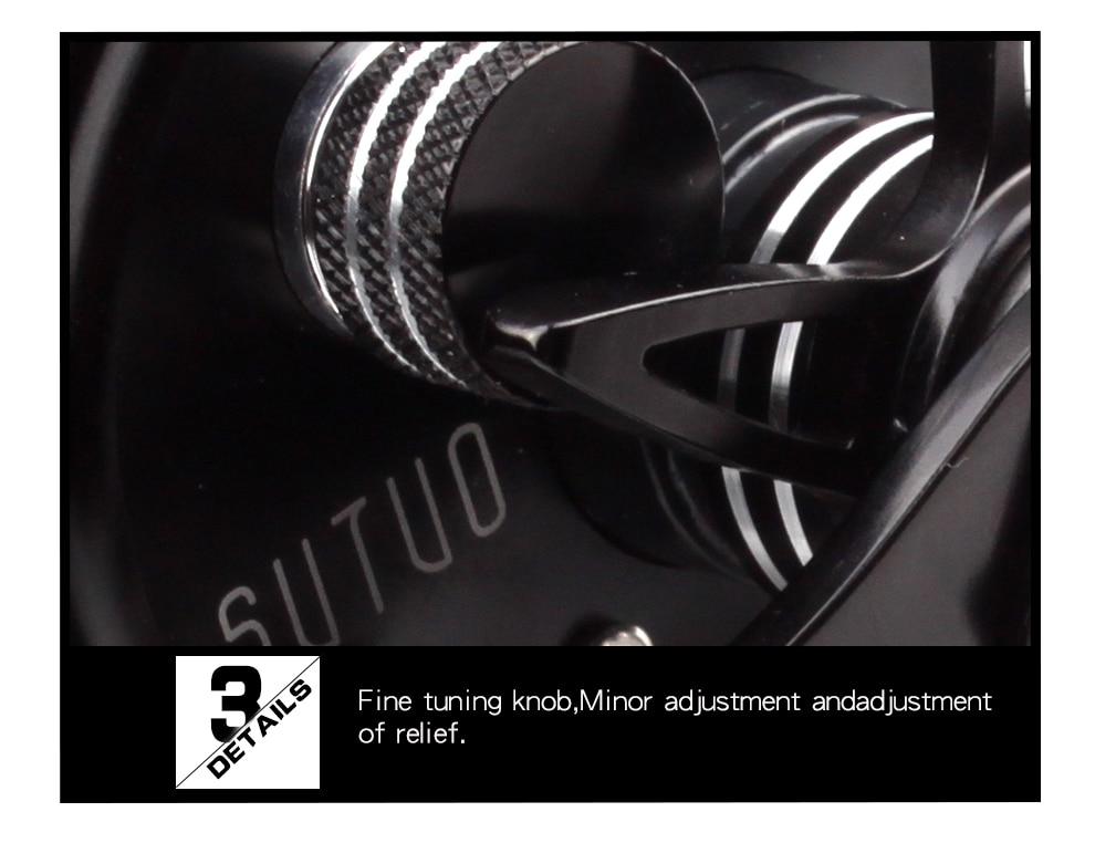 X300/301 Bait Casting Metal 5