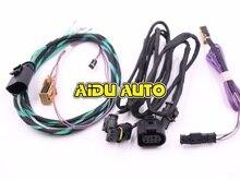 Arnés de Cable de estacionamiento para VW Golf 6, MK6, piloto de estacionamiento delantero 4K, actualización 8K, PDC OPS, Insatll