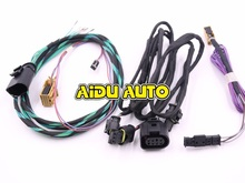 For VW Golf 6 MK6 Park Pilot Parking Front 4K Update 8K PDC OPS Insatll Cable Wire harness