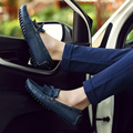 Men Flats Fashion Tassel Loafers Men Leather Shoes zapatillas Zapatos hombre sapatos homens size:38-44