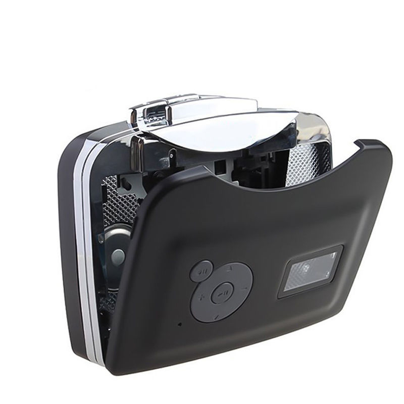 New Portable Cassette Player Record Player Tape To Audio MP3 Format Converter To USB Flash Drive Digital Audio Music Player