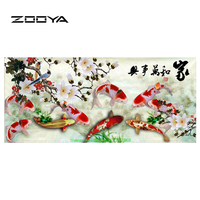 ZOOYA Diy Diamond Painting Diamond Embroidery 5D Square Full Diamond Home Decoration Europe Mosaic Kit Needlework