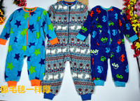 Baby Bodysuit 100 Cotton Autumn And Winter Baby Colored Cotton Thickening Thermal Romper Newborn Clothes