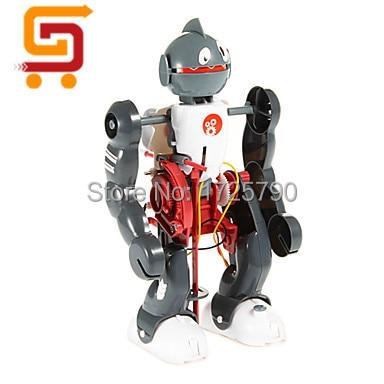Hot Tumbling Robot Assembly Toy Educational Diy Robotics Kits Diy