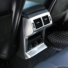 lsrtw2017 Pearl chrome abs car armrest vent trims for jaguar f-pace 2016 2017 2018 2019 lsrtw2017 pearl chrome abs car dashboad vent trims for jaguar f pace 2016 2017 2018 2019