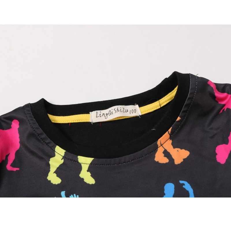 T camisa Cosplay fiesta bebé chica ropa verano batalla niños niño Tops Koszulki Meskie Ropa Infantil Niño Tee