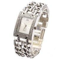 Amazing Unisex Watch Men Women Gold Dress Quartz Watches Crystal Wristwatch Xmas Gifts HK Or Swiss