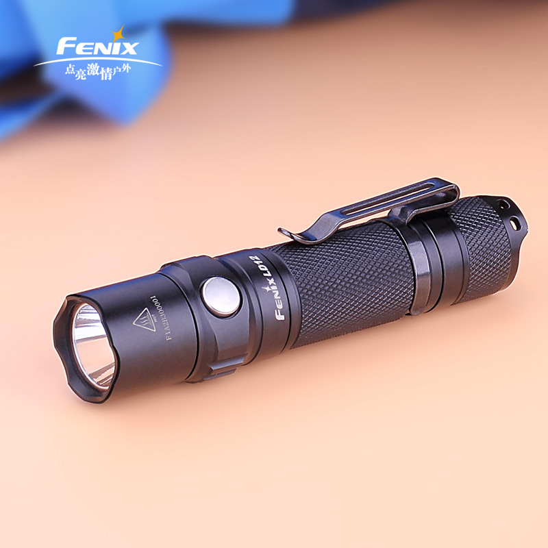 2018 new Fenix LD12 CREE XP-G2 R5 neutral white LED 320 lumens AA/14500 flashlight
