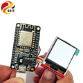 Original DOIT ESP8266 Development Kit including Nodemcu + 1.44 inch TFT Display Screen Spi Colorful LED Image iot Temperature