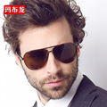 Luxury men classic aviator polarized sunglasses hot selling good quality comfortable feather light sun glasses 2361
