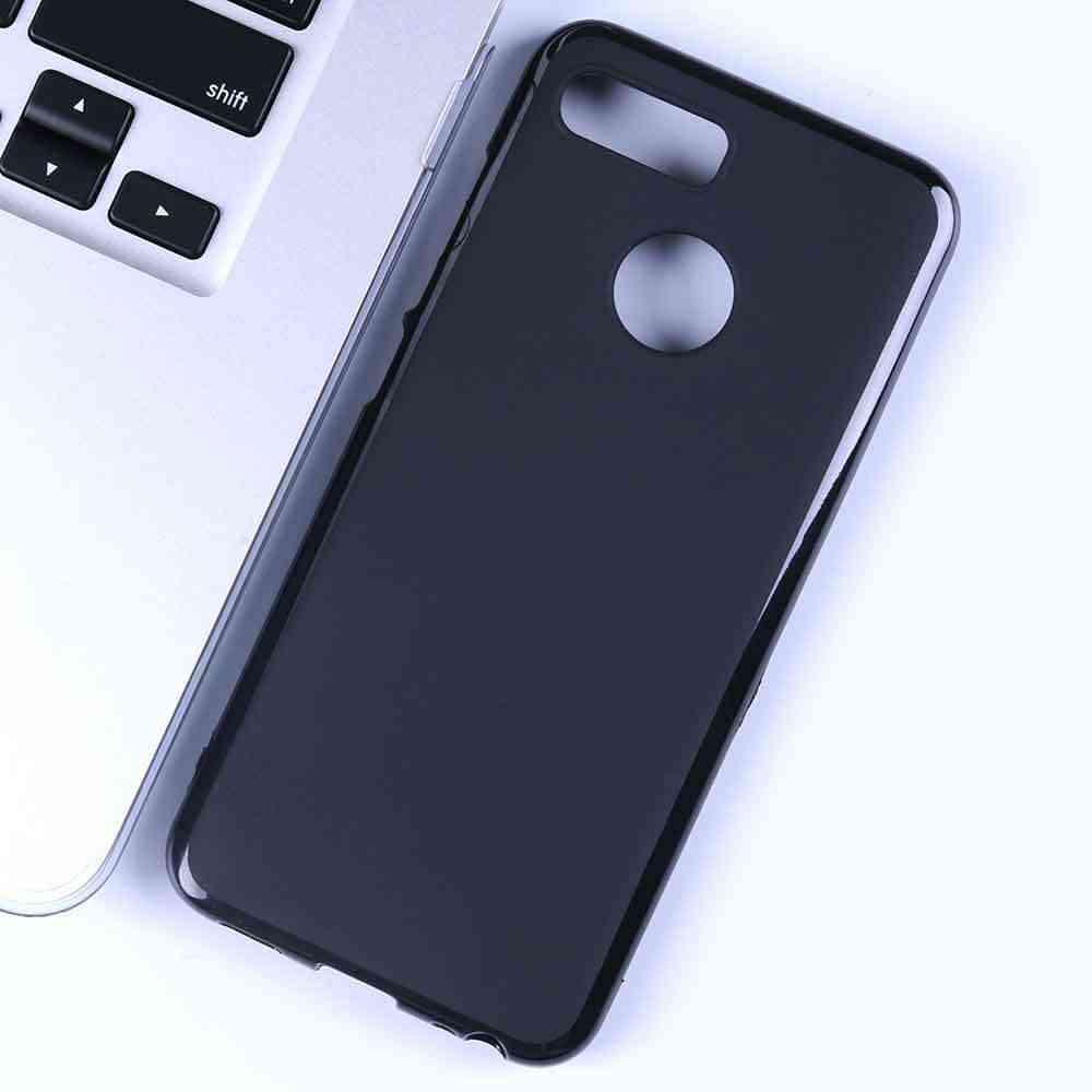 Для lenovo K5 Play чехол 5,7 ''черный мягкий Уретановый Термопластик (tpu) силиконовый чехол для телефона для lenovo K5 Play чехол L38011 чехол на заднюю панель корпуса