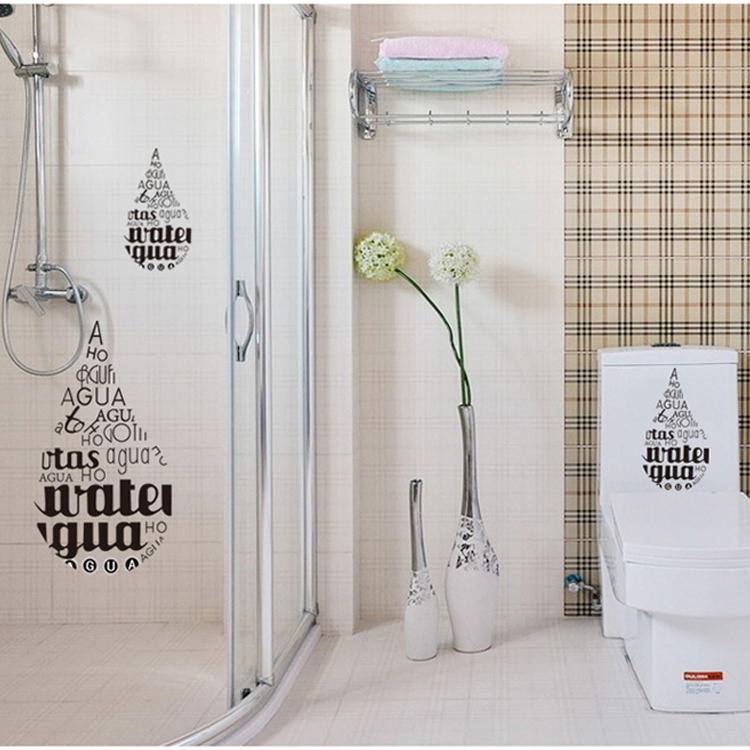 Bathroom Mirror Stickers compare prices on decorating bathroom mirror- online shopping/buy