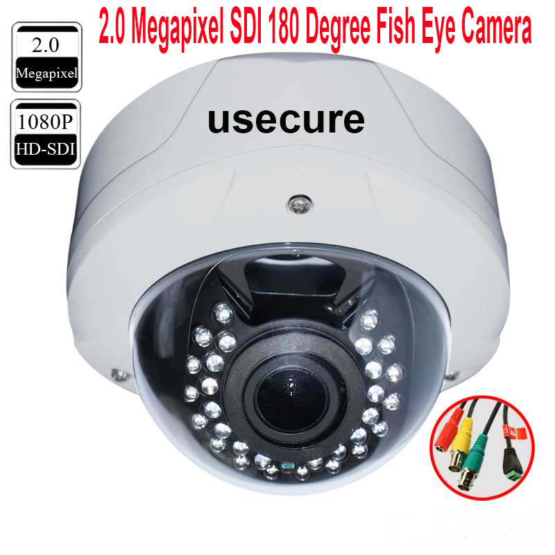 Best Quality 1080p Full Hd Panoramic Hd Sdi Camera 180