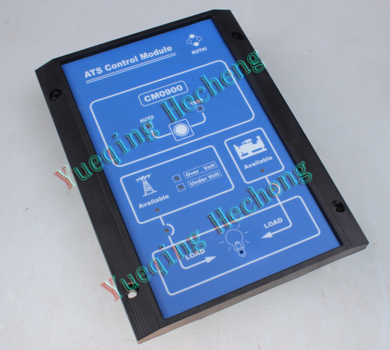 Cm0900 Automatic Transfer Switch Controller 1 Phase 220v System
