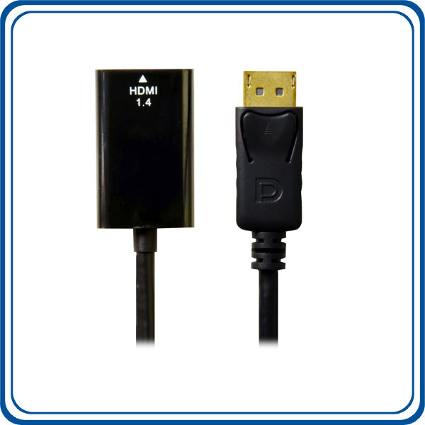 DisplayPort DP to HDMI 1.4 Adapter