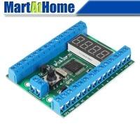 Multi function PLC Programmable Logic Controller Module Industrial Control Panels Stepper Motor Controller 5V DC Input #SM537