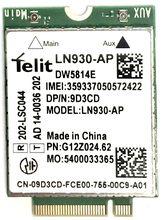 Беспроводная карта для dell dw5814e p/n xfvm5 0xfvm5 ln930 ap