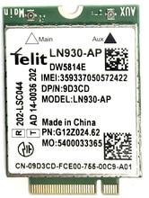 """Купить с кэшбэком wireless card for Dell Dw5814E p/n XFVM5 0XFVM5 LN930-AP WWAN 4G NGFF CARD Latitude 14"""" 7480 5480"""