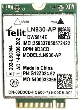 wireless card for Dell Dw5814E p/n XFVM5 0XFVM5 LN930-AP WWAN 4G NGFF CARD Latitude 14