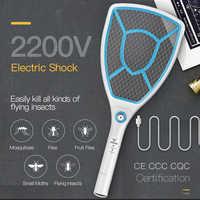 YAGE Elettrico Della Zanzara Swatter Repellente Bug Insetto Repeller Rifiutare Killer Pest Reject Racchetta Trappola Anti Zanzara Vola A Pagamento