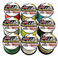 New quality 4x braided fishing line 500M 6-100LB super pe fiber line fishing tool for angler 0.1-0.55mm for fishing wires