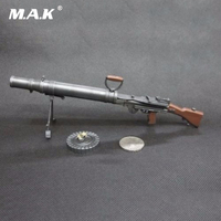 7 7mm Light Machine Gun Weapon Model Toys 1 6 Scale Soldier Weapon WWI UK Lewis