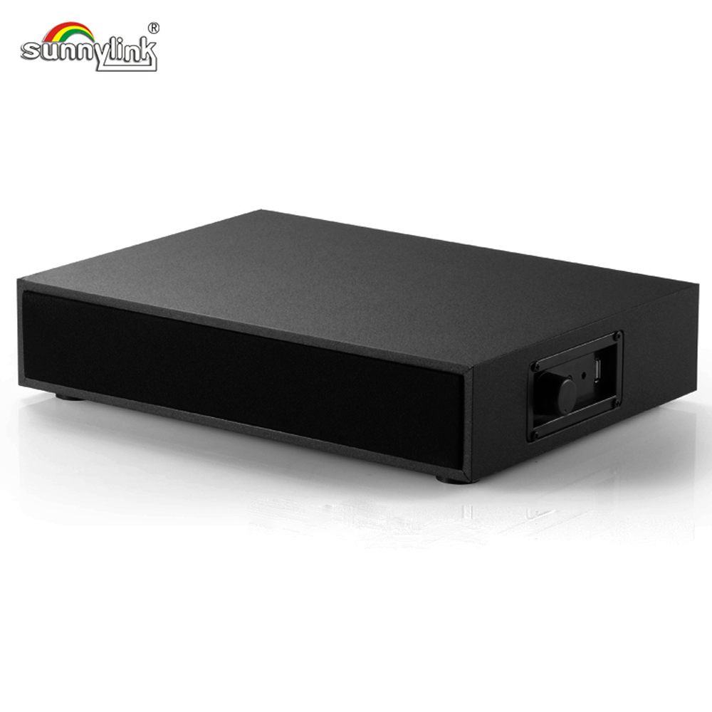 ALTOPARLANTE BLUETOOTH POTENTE WIRELESS, MINI 2.1CH ALTOPARLANTE DESKTOP PER GIOCHI, SUBWOOFER INTEGRATO, MIGLIORE PER COMPUTER E TV