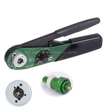 1PC YJQ-W7A Standard hand crimp tool M22520/7-01 Adjustable plier 16-28AWG electronic connectors