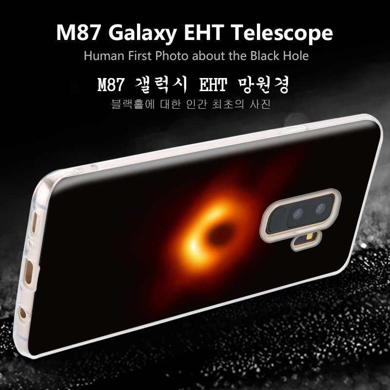 FLOVEME черная дыра чехол для samsung Galaxy S8 Дело Мягкие силиконовые ТПУ чехол для телефона для samsung Galaxy S7 S8 S9 S10E S10 Lite случаях