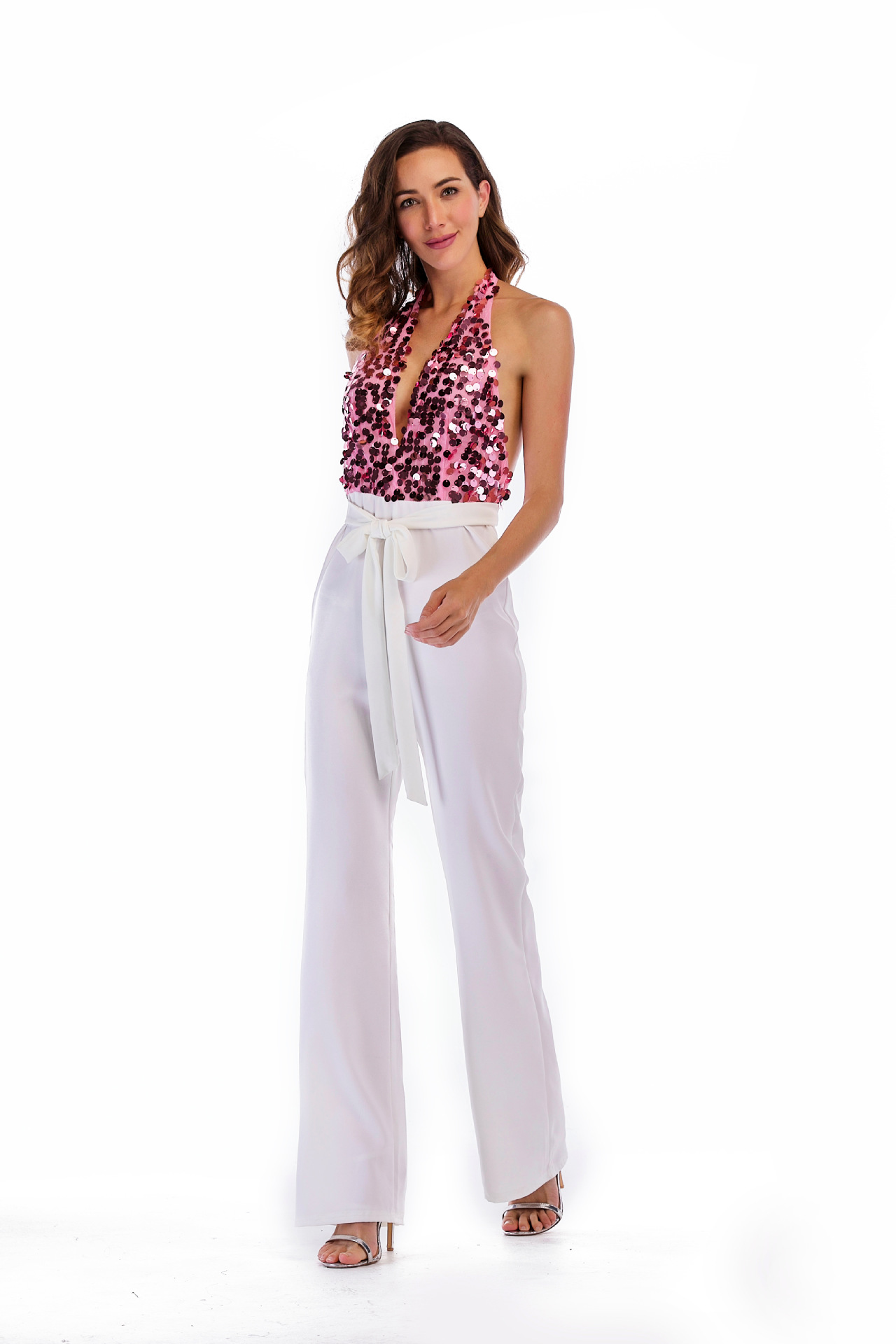 plus size off white white jumpsuit short overall bodycon jumpsuits for women 2018 rompers womens jumpsuit combinaison 468 A