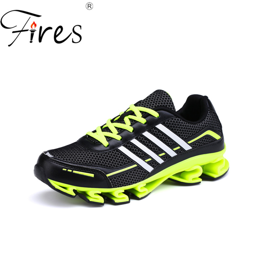 Fires Brand Sneakers For Men Summer Low Lace-up Breathable Sports Shoes Zapatilla Sport Flat Shoes Man Sneaker Running Shoes A13  2017 fires men s sport running shoes breathable men sneakers wholesale outdoor sport runner shoes spor ayakkabi anti slip