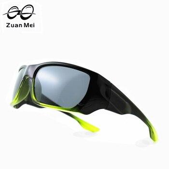 0c5ea65c4522 Цзуань МЭИ бренд поляризованные Для мужчин солнцезащитные очки Лидер продаж  Качество Солнцезащитные очки Спортивные Дизайнер вождения со.