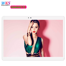 Lo nuevo Waywalkers C8 tablet pc 10.1 pulgadas Android 7.0 Octa core 3G 4G LTE 4 GB RAM 64 GB ROM Bluetooth 1920*1200 IPS Mini tabletas