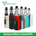 Original 200W WISMEC RX2/3 Vaping kit with Geekvape Ammit Tank 3.5ml Reuleaux RX2/3 Mod Vaping RX23 vs Smok G-priv Kit