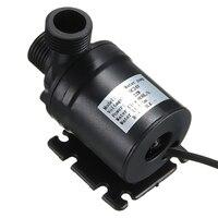 12V 24V Mini Brushless Water Pump ZYW680 High Efficiency Solar Water Circulation Pump 800L H