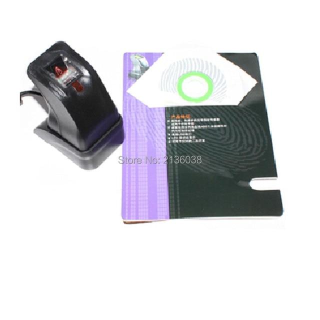 USB Fingerprint Reader Sensor Capturing Reader scanner ZKT ZK4500 for Computer PC Home and Office Free SDK With Retail Box